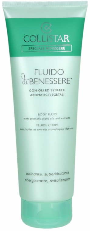 "Testápoló fluid ""Benessari"" - Collistar Body Fluido Di Benessere — fotó N2"