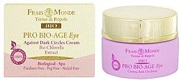 Parfüm, Parfüméria, kozmetikum Szemkörnyékápoló krém - Frais Monde Pro Bio-Age Against Dark Circles Eye Cream