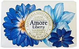 Parfüm, Parfüméria, kozmetikum Bergamot, vetiver és liliom illatú szappan - Nesti Dante Amore Liberty Nourishing Vegetable Soap