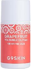 Parfüm, Parfüméria, kozmetikum Hidrofil olaj grapefruit kivonattal - G9Skin Grapefruit Vita Bubble Oil Foam (mini)