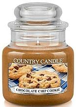 Parfüm, Parfüméria, kozmetikum Illatosított gyertya pohárban - Country Candle Chocolate Chip Cookie