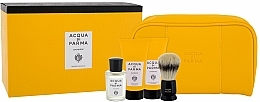 Parfüm, Parfüméria, kozmetikum Acqua di Parma Colonia - Szett (edc/20ml + sh/cr/40ml + balm/40ml + brush + bag)