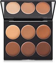 Parfüm, Parfüméria, kozmetikum Kontúrozó paletta - Sleek MakeUP Cream Contour Kit