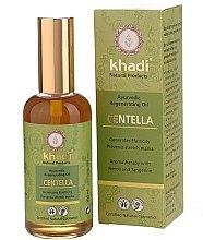 """Parfüm, Parfüméria, kozmetikum Testápoló olaj """"Centella"""" - Khadi"""