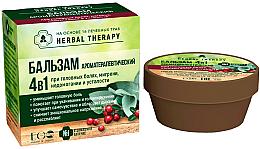 "Parfüm, Parfüméria, kozmetikum Balzsam ""Aromaterápiás"" 4 az 1 16 gyógynövény alapon - ECO Laboratorie Herbal Therapy"