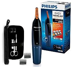 Parfüm, Parfüméria, kozmetikum Orr- és fül trimmer - Philips Series 5000 NT5180/15
