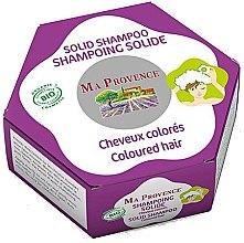 Parfüm, Parfüméria, kozmetikum Bio szilárd sampon festett hajra - Ma Provence Solid Shampoo