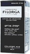 Parfüm, Parfüméria, kozmetikum Szemkörnyékápoló - Filorga Optim-Eyes