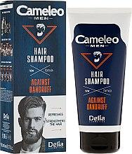 Parfüm, Parfüméria, kozmetikum Korpásodás elleni sampon - Delia Cameleo Men Anti Dandruff Shampoo