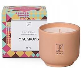 """Parfüm, Parfüméria, kozmetikum Szójagyertya """"Macaroons"""" - Mys Macarons Candle"""