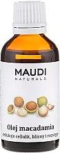 Parfüm, Parfüméria, kozmetikum Makadámia olaj - Maudi