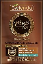 Parfüm, Parfüméria, kozmetikum Testbarnító kendő - Bielenda Magic Bronze Bronze Body