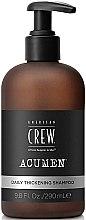 Parfüm, Parfüméria, kozmetikum Sampon, mindennapi használatra - American Crew Acumen Daily Thickening Shampoo