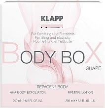 Parfüm, Parfüméria, kozmetikum Szett - Klapp Repagen Body Box Shape (peel/200ml+b/lot/200ml)