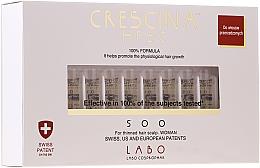 Parfüm, Parfüméria, kozmetikum Hajnövekedés helyreállító szer nőknek 500 - Labo Crescina HFSC 500 Re-Growth Woman
