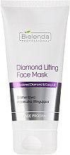 Parfüm, Parfüméria, kozmetikum Lifting hatású gyémánt arcmaszk - Bielenda Professional Face Program Diamond Lifting Face Mask