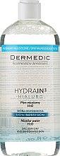 Parfüm, Parfüméria, kozmetikum Micellás víz száraz bőrre - Dermedic Hydrain3 Hialuro Micellar Water