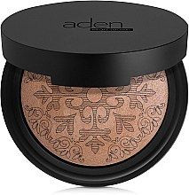 Parfüm, Parfüméria, kozmetikum Bronzosító púder - Aden Cosmetics Glowing Bronzing Powder