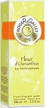 Roger & Gallet Fleur D'Osmanthus - Eau De Parfum  — fotó N3