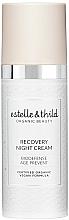 Parfüm, Parfüméria, kozmetikum Regeneráló éjszakai krém - Estelle & Thild BioDefense Instant Recovery Night Cream