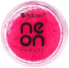 Parfüm, Parfüméria, kozmetikum Körömdíszítő púder - Silcare Neon Powder