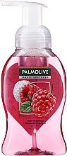 Parfüm, Parfüméria, kozmetikum Folyékony szappan - Palmolive Magic Softness Foaming Handwash Raspberry
