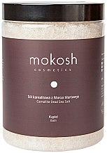 "Parfüm, Parfüméria, kozmetikum Fürdősó ""Holt tenger"" - Mokosh Cosmetics Dead Sea Bath Salt"