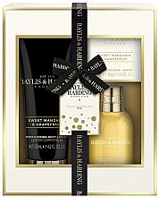 Parfüm, Parfüméria, kozmetikum Szett - Baylis & Harding Sweet Mandarine and Grapefruit (b/lot/125ml + b/wash/100ml + soap/40g)