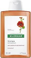 Parfüm, Parfüméria, kozmetikum Korpa elleni sampon sarkantyúka kivonattal - Klorane Shampoo With Nasturtium Extract