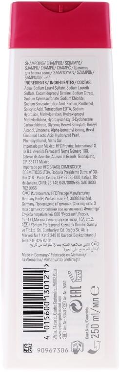 Sampon a haj ragyogásáért - Wella SP Shine Define Shampoo — fotó N2
