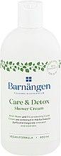 """Parfüm, Parfüméria, kozmetikum Tusfürdő krém-gél """"Ápolás és méregtelenítés"""" - Barnangen Care & Detox Shower Cream"""