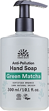 Parfüm, Parfüméria, kozmetikum Szappan - Urtekram Green Matcha Anti-Pollution Liquid Hand Soap