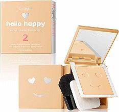 Parfüm, Parfüméria, kozmetikum Púderes alapozó - Benefit Hello Happy Velvet Powder Foundation