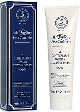 Parfüm, Parfüméria, kozmetikum Borotva krém - Taylor of Old Bond Street Mr. Taylor Shaving Cream (tubusban)