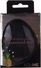 Parfüm, Parfüméria, kozmetikum Hajfésű, fekete - Beauty Look Tangle Definer Brush & Go