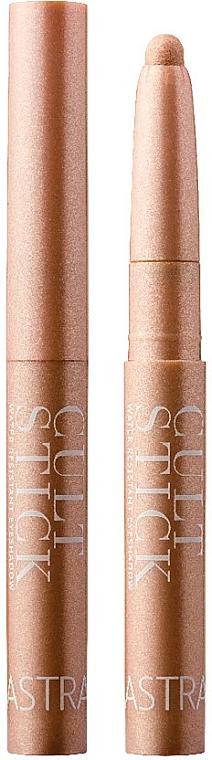 Vízálló szemhéjfesték ceruza - Astra Make-Up Cultstick Water Resistant Eyeshadow — fotó N1