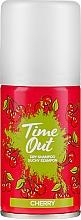 Parfüm, Parfüméria, kozmetikum Száraz sampon - Time Out Dry Shampoo Cherry