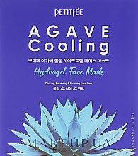 Parfüm, Parfüméria, kozmetikum Hűsítő hidrogél arcmaszk agávé kivonattal - Petitfee&Koelf Agave Cooling Hydrogel Face Mask