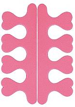 Parfüm, Parfüméria, kozmetikum Lábujjelválasztó szivacs, 2562, rózsaszín - Donegal