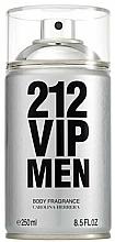 Parfüm, Parfüméria, kozmetikum Carolina Herrera 212 VIP Men - Illatosított testspray