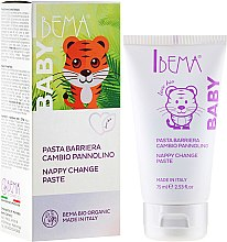 Parfüm, Parfüméria, kozmetikum Pelenkakiütés elleni krém - Bema Cosmetici Love Bio Nappy Change Paste