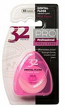 """Parfüm, Parfüméria, kozmetikum Fogselyem """"32 Pearls PRO"""", rózsaszín tok - Modum 32 Gyöngy Dental Floss"""