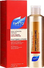 Parfüm, Parfüméria, kozmetikum Sampon festett hajra - Phyto Phytomillesime Color-Enhancing Shampoo