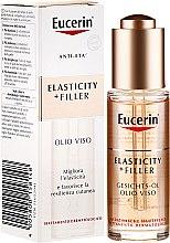 Parfüm, Parfüméria, kozmetikum Anti-age arcápoló olaj - Eucerin Hyaluron-Filler + Elasticity Facial Oil