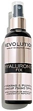 Parfüm, Parfüméria, kozmetikum Sminkfixáló spray - Makeup Revolution Hyaluronic Fix Spray