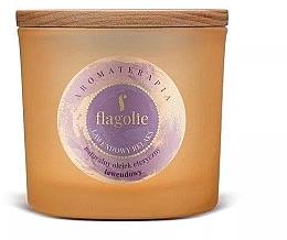 """Parfüm, Parfüméria, kozmetikum Illatgyertya pohárban """"Levendula"""" - Flagolie Fragranced Candle Lavender Relax"""