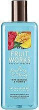 """Parfüm, Parfüméria, kozmetikum Tusfürdő """"""""Málna és neroli"""" - Grace Cole Fruit Works Raspberry & Mango"""