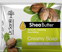 Parfüm, Parfüméria, kozmetikum Krémszappan shea vajjal - Dr.Sante Cream Soap