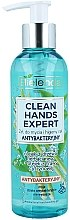 Parfüm, Parfüméria, kozmetikum Antibakteriális kézmosó gél - Bielenda Clean Hands Expert Antibacterial Hands Washing Gel (adagolóval)
