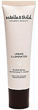 Parfüm, Parfüméria, kozmetikum Higlighter - Estelle & Thild BioMineral Liquid Illuminator